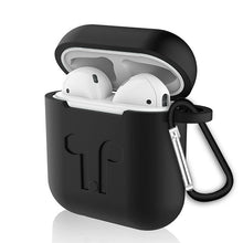 Load image into Gallery viewer, Soft Silicone Case For Airpods For Air Pods Shockproof Earphone Protective Cover Waterproof for iphone 7 8 Headset Accessories