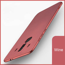 Load image into Gallery viewer, Luxury Ultra Slim Matte Scrub Phone Case For Huawei Mate 20 Lite P20 Pro Sandstone Pattern Soft Cover For Huawei Mate 20 10 P30