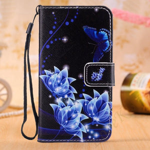 Leather Case Wallet Cover For Xiaomi A1 5X A2 6X Redmi Note 3 5 Pro 4 4X 5A 6A Redmi 3 3S 4A 5A 4X 5 Plus 6 Pro Flip Stand Book