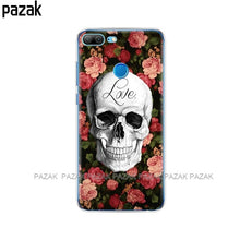 Load image into Gallery viewer, Silicone phone Case For huawei honor 9 honor 9 lite cases soft TPU Phone Back cover full 360 Protective shell new design