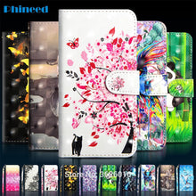 Load image into Gallery viewer, Phone Etui Coque Cover Case for Xiaomi Redmi Note 5 5A 6 6A 7 7A 7S Plus K20 Pro Prime S2 Y1 Y2 Y3 Lite With 3D PU Flip Wallet