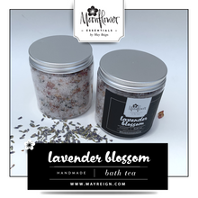 Load image into Gallery viewer, Lavender Blossom : Bath Tea