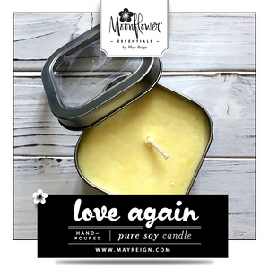 Love Again : Soy Candle