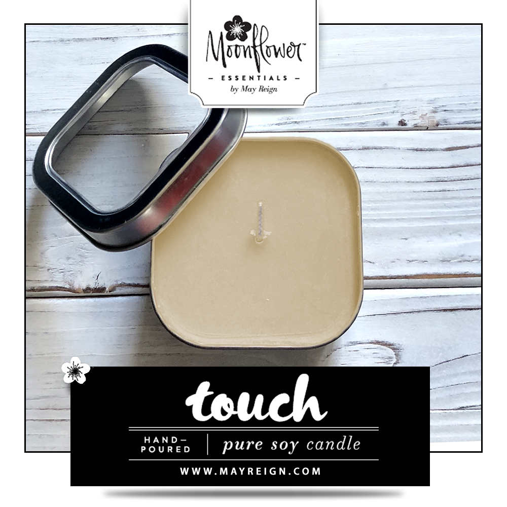 Touch : Soy Candle