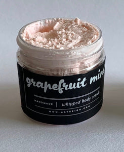 Grapefruit Mint Body Scrub