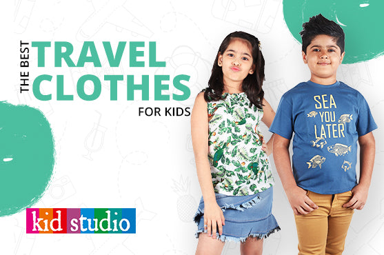 Best Travel Clothes Ideas for Kids