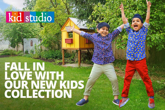 What our new kids clothes collection has in store for you