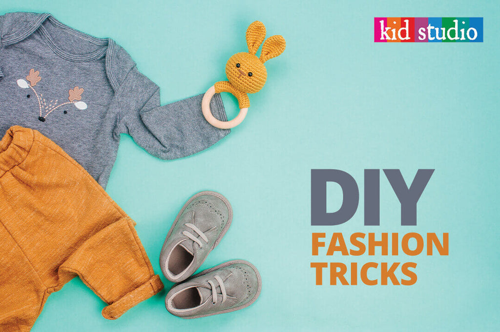 DIY Fashion tricks | Kids fashion | Kids Clothing