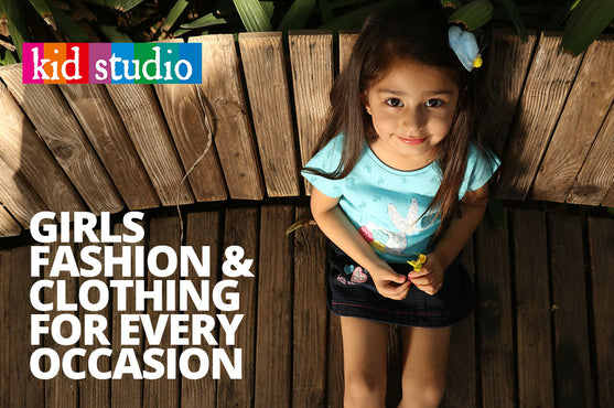 Girls fashion and clothing for every occasion