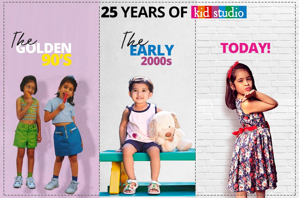 Celebrating 25 years of Kid Studio!