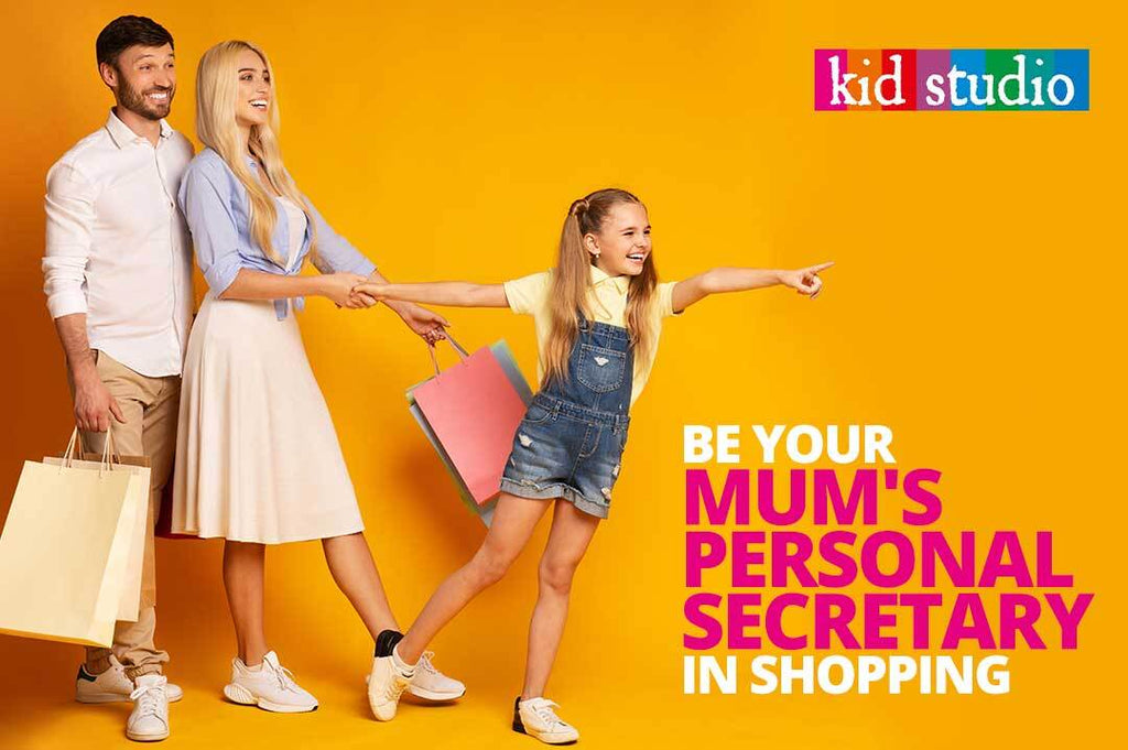 Reasons why mothers are the best shopping partners
