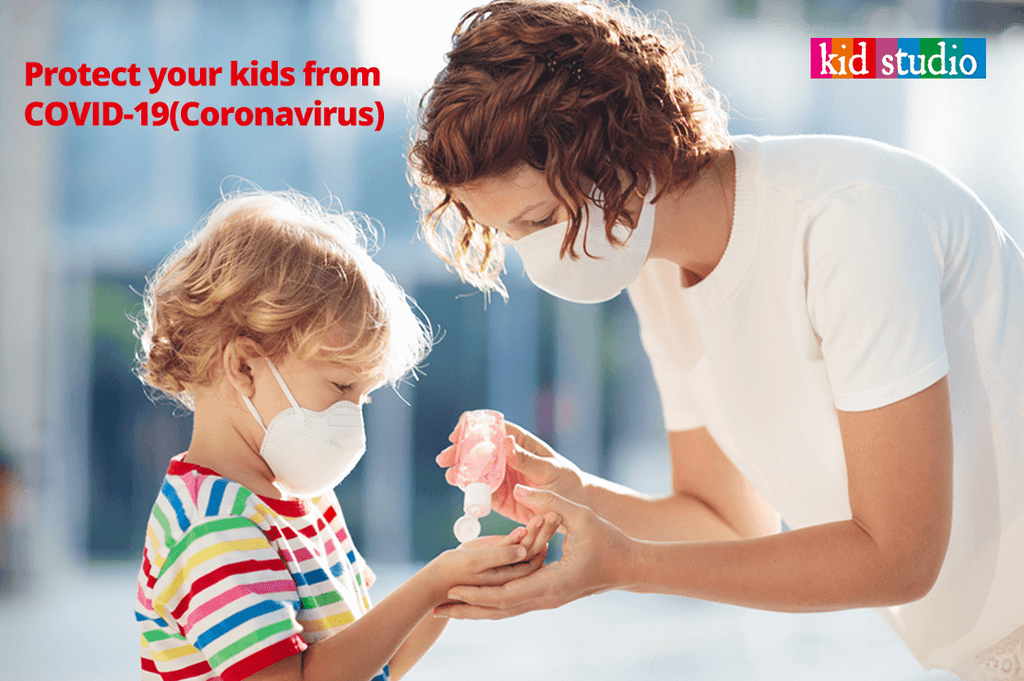Protect your kids from Coronavirus