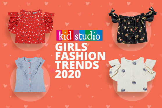 Girls Clothing fashion trends 2020