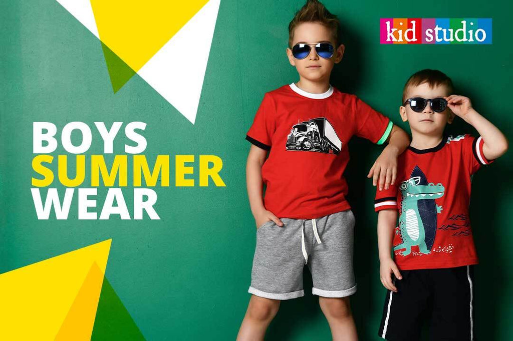 Summer wear for boys | Boys Wear