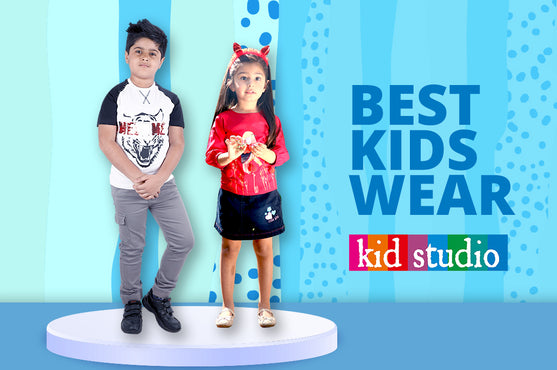 Kids Fashion Store Online in India