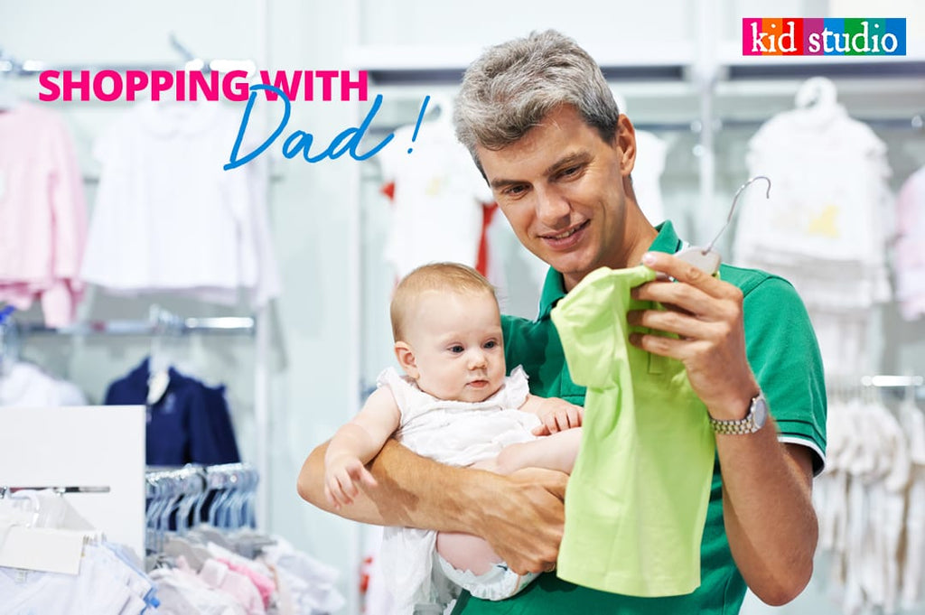 Like Father Like Child– Shopping Time