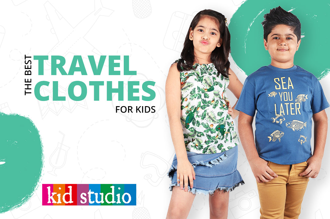Best Travel Clothes for Kids