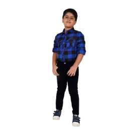 Boys jeans and shirt