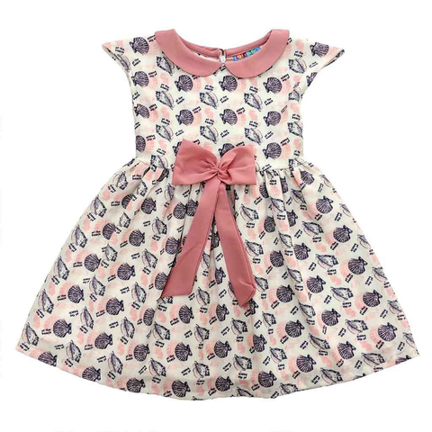 A Classy Dress with a Bow