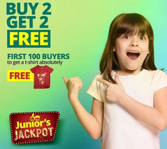 junior jackpot offer - kidstudio