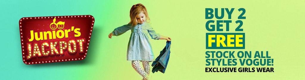 Kidstudio offer on all kids wear