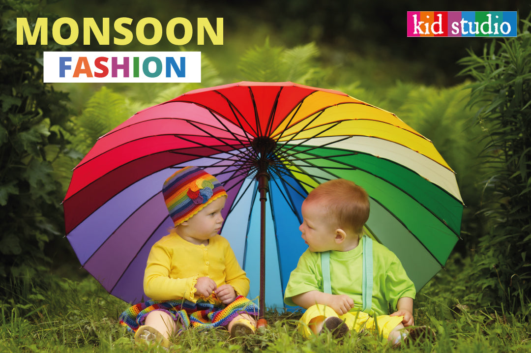 Mansoon kids wear - Kidstudio