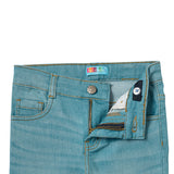 Kids Slim Fit Jeans with Stretch