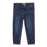 Boys Slim Fit Denim Jeans, Navy Blue