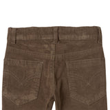 Boys Corduroy Trouser Pant, Tan