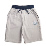 Boys Cotton Shorts/Bermuda, Icy Grey