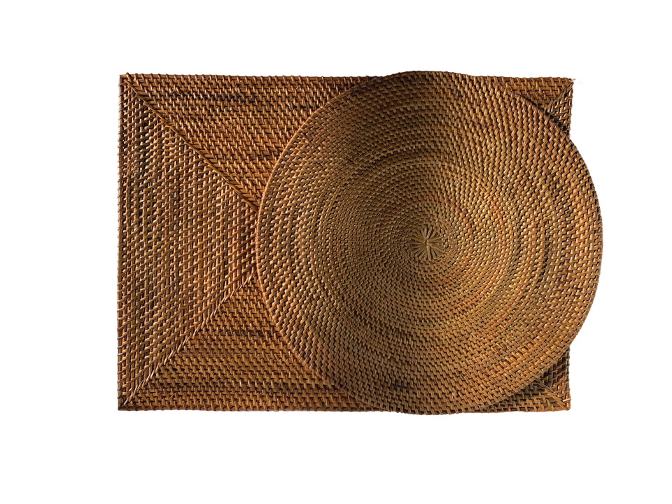 Placemats Round - Atta