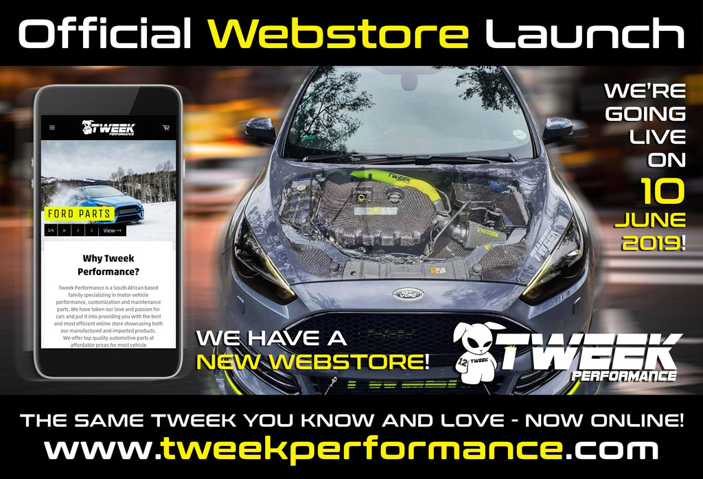 Offical Webstore Launch