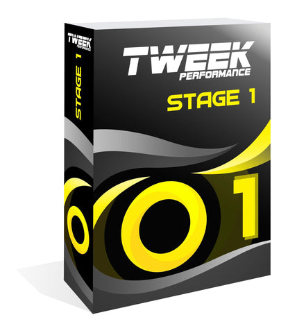 Stage 1 ECU Tune - Tweek Performance