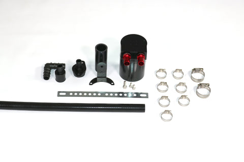 BMW E-Series N55 Oil Catch Can Kit