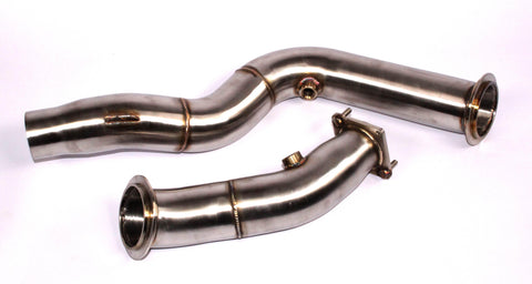 BMW F80 M3 F82 M4 Downpipes