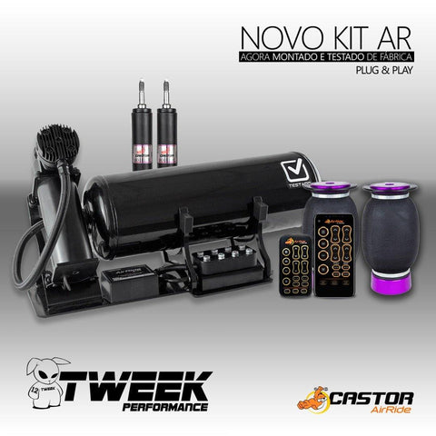 Air Ride Novo Kit AR - Tweek Performance