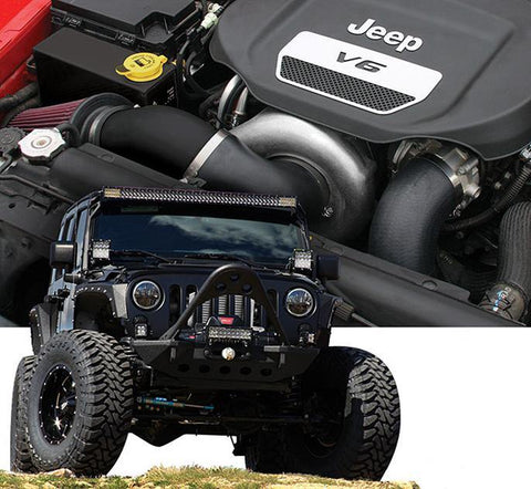 ProCharger Supercharger 2018-2012 Jeep Wrangler (3.6)