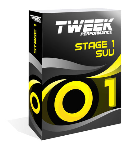 SUV Stage 1 ECU Tune - Tweek Performance