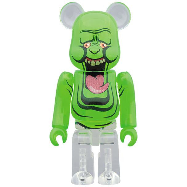 Medicom Toy Be@rbrick Be@rbrick Slimer (Green Ghost) 100&400%set