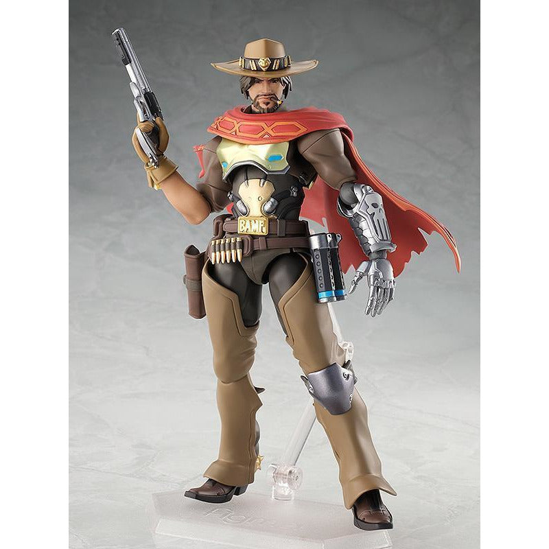Good Smile Company figma McCree  Pre-Order