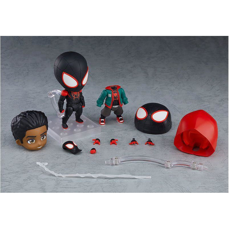 Good Smile Company Nendoroid Miles Morales: Spider-Verse Edition DX Ver. Spider-Man: Into the Spider-Verse