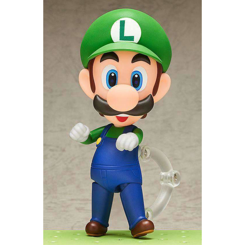 GOOD SMILE COMPANY NENDOROID LUIGI(3RD-RUN) SUPER MARIO