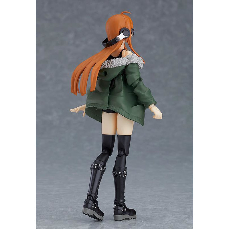 Max Factory Persona 5: The Animation Figma Futaba Sakura