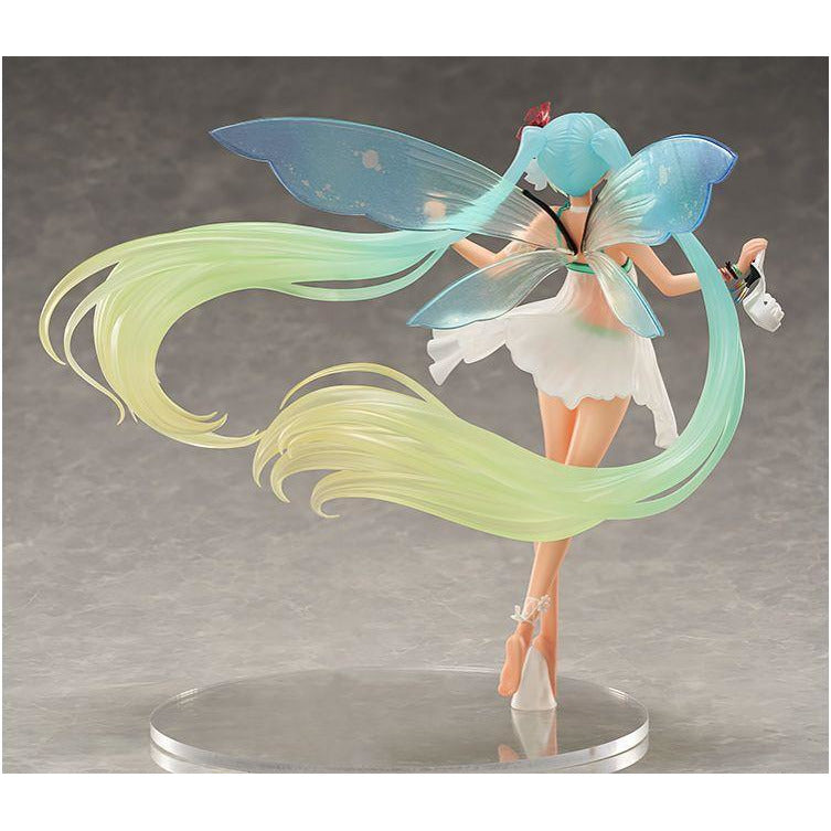 Freeing Hatsune Miku Racing Miku 2017 Thailand Ver. Scale Figure - Neko Anthem