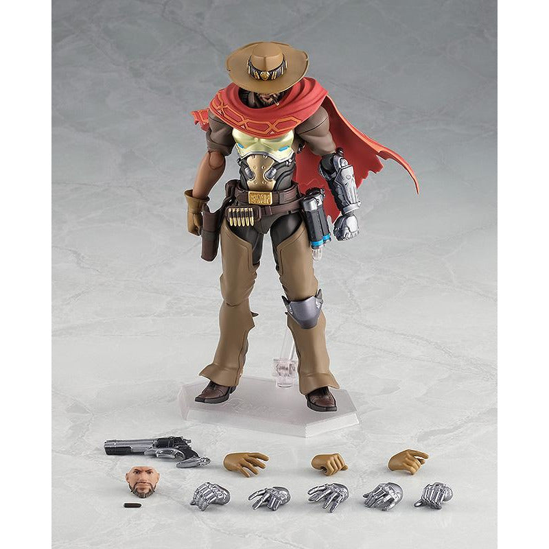 Good Smile Company Overwatch Figma McCree