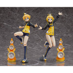 Max Factory Hatsune Miku Kagamine Rin: Stylish Energy R Ver. 1/7 Scale Figure