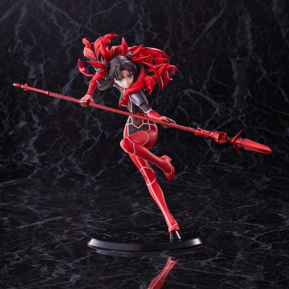 Aniplex Fate/Extra Last Encore Rin Tohsaka Battle Version 1/7 Scale Figure - Neko Anthem