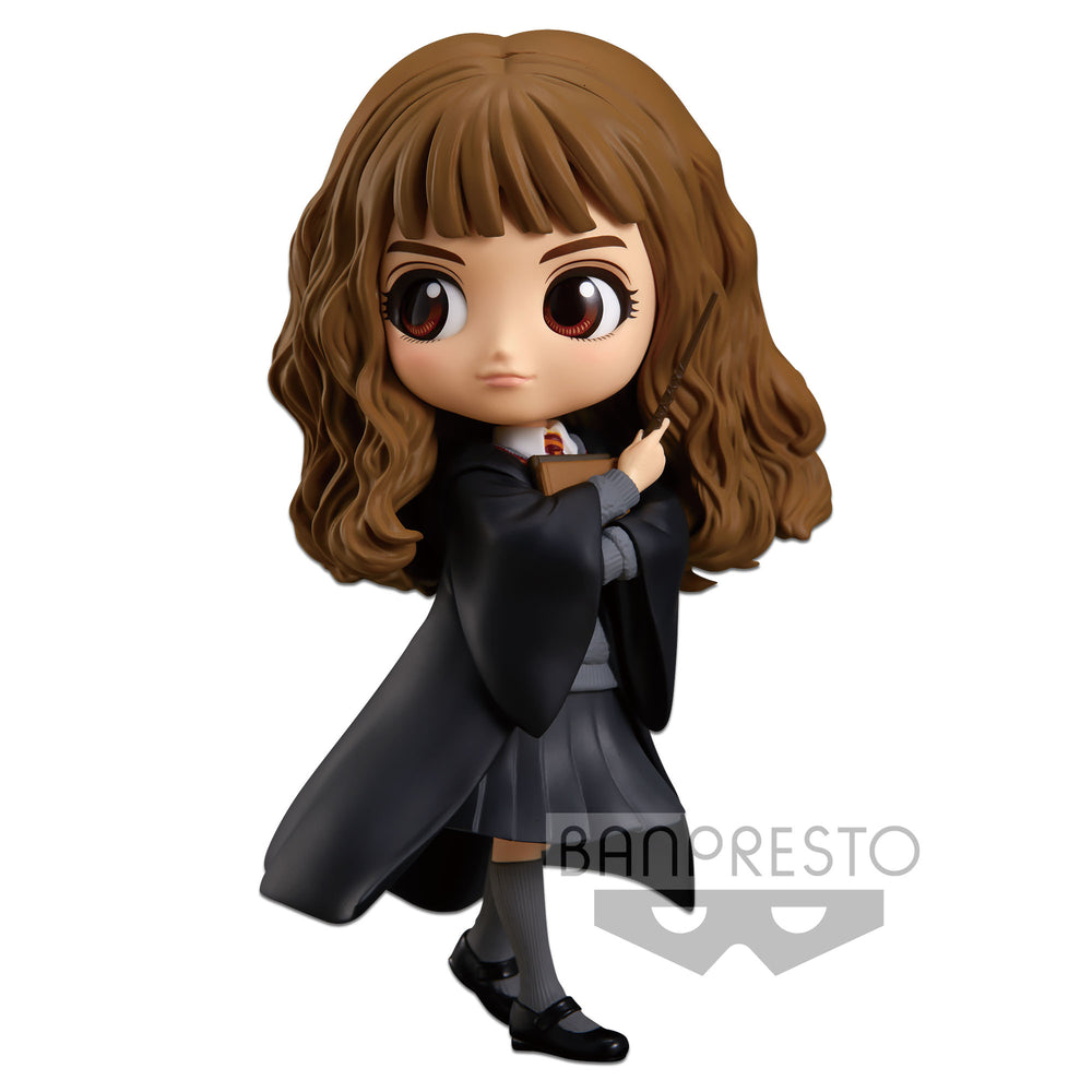 Banpresto Harry Potter Q Posket-Hermione Granger-(A Normal Color Ver)