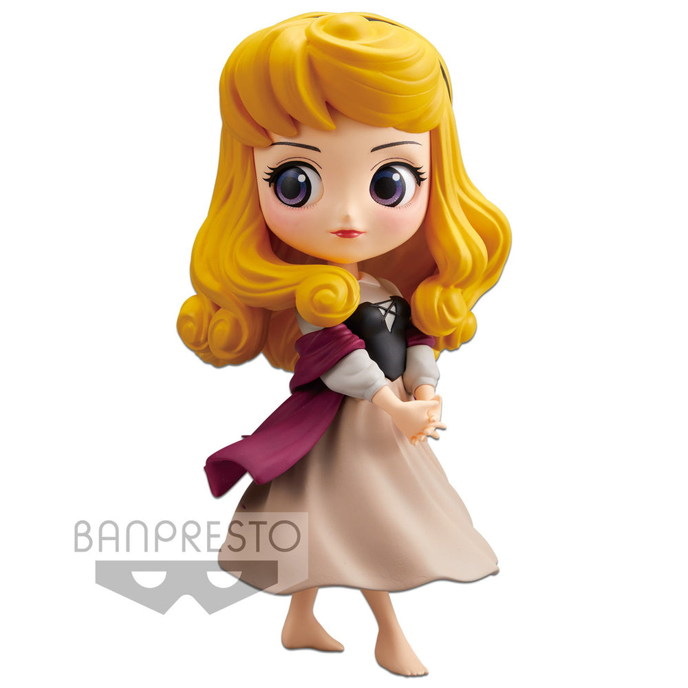 Banpresto Disney Character Q Posket - Princess Aurora - A Normal Color Ver - Neko Anthem
