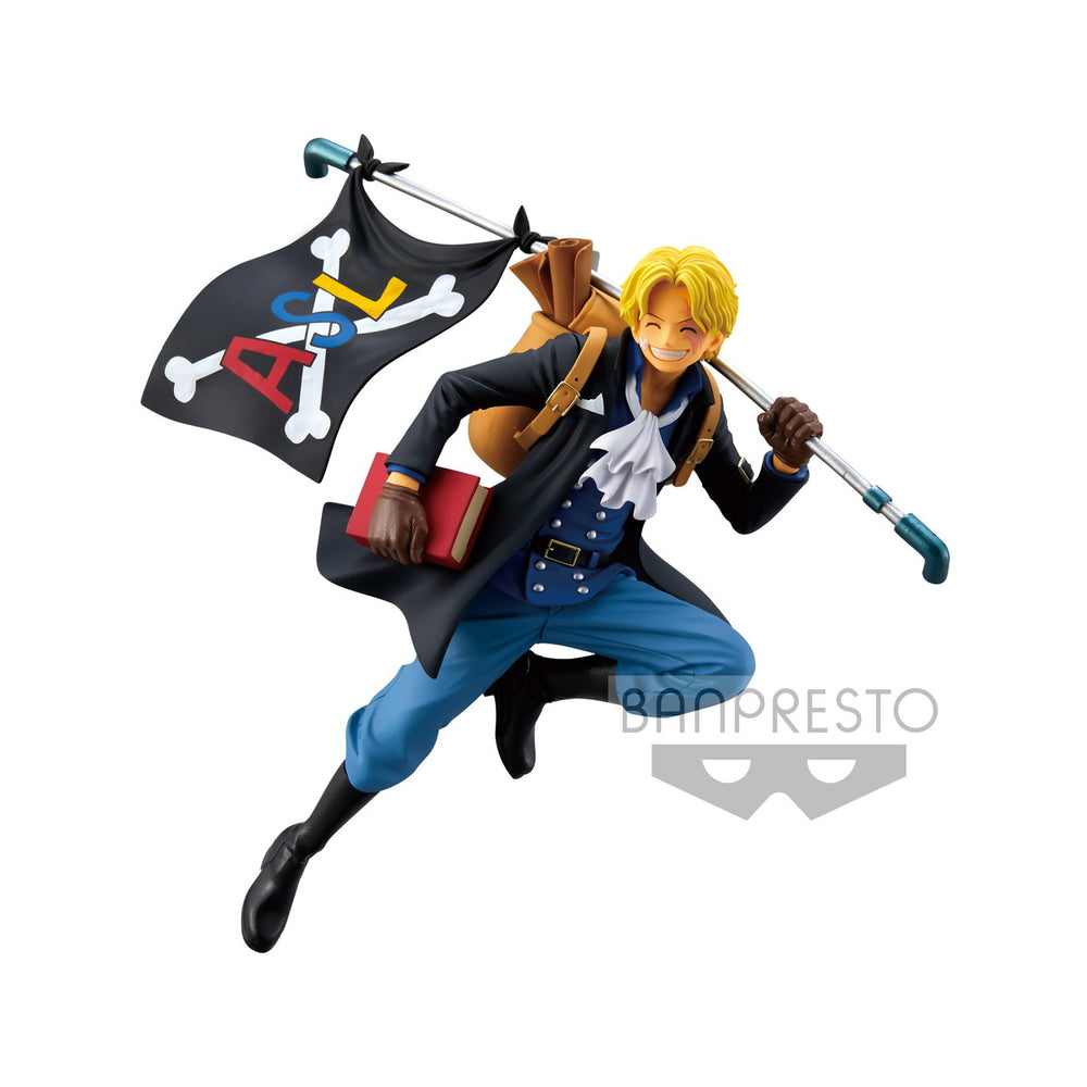Banpresto One Piece Sabo Figure - Neko Anthem